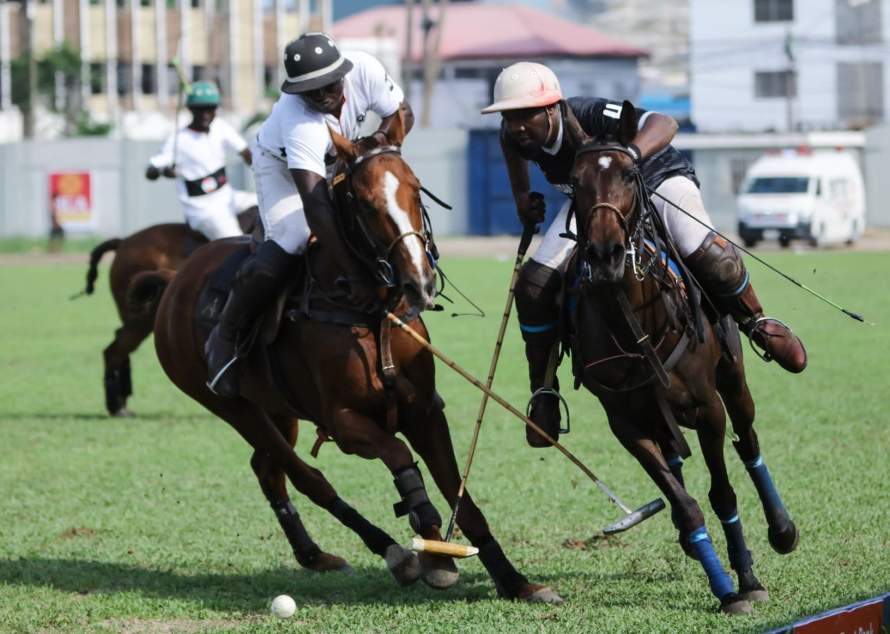 Players arrive as GTBank Lagos Pologallops off today