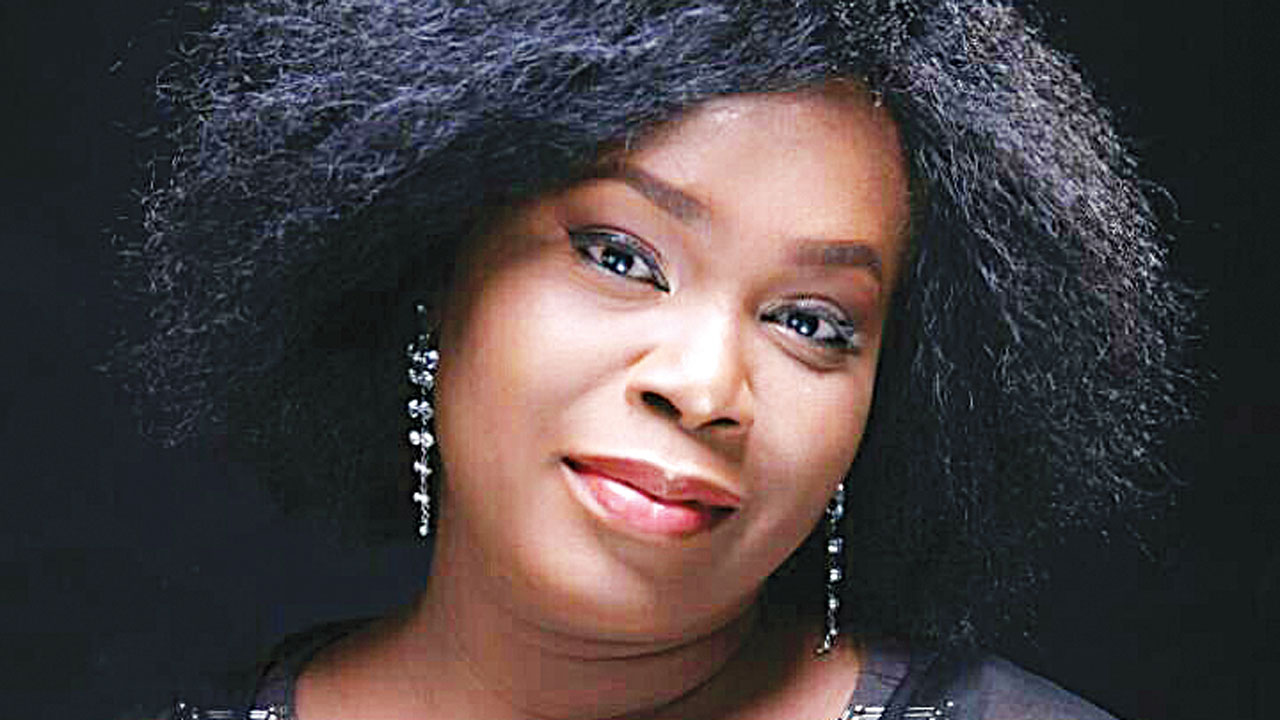 Image result for Lagos-based gospel artiste, Rita Alakija, popularly called Aimee,