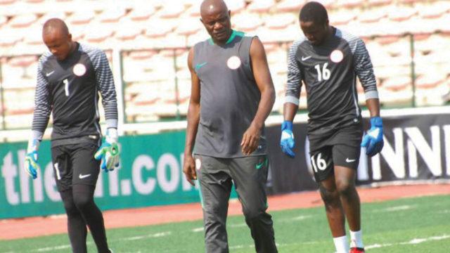 Ajiboye, Alampasu have had their chances in my squad, says Rohr