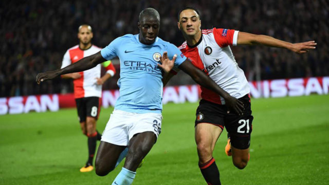 Mendy must bide his time after injury, says Guardiola