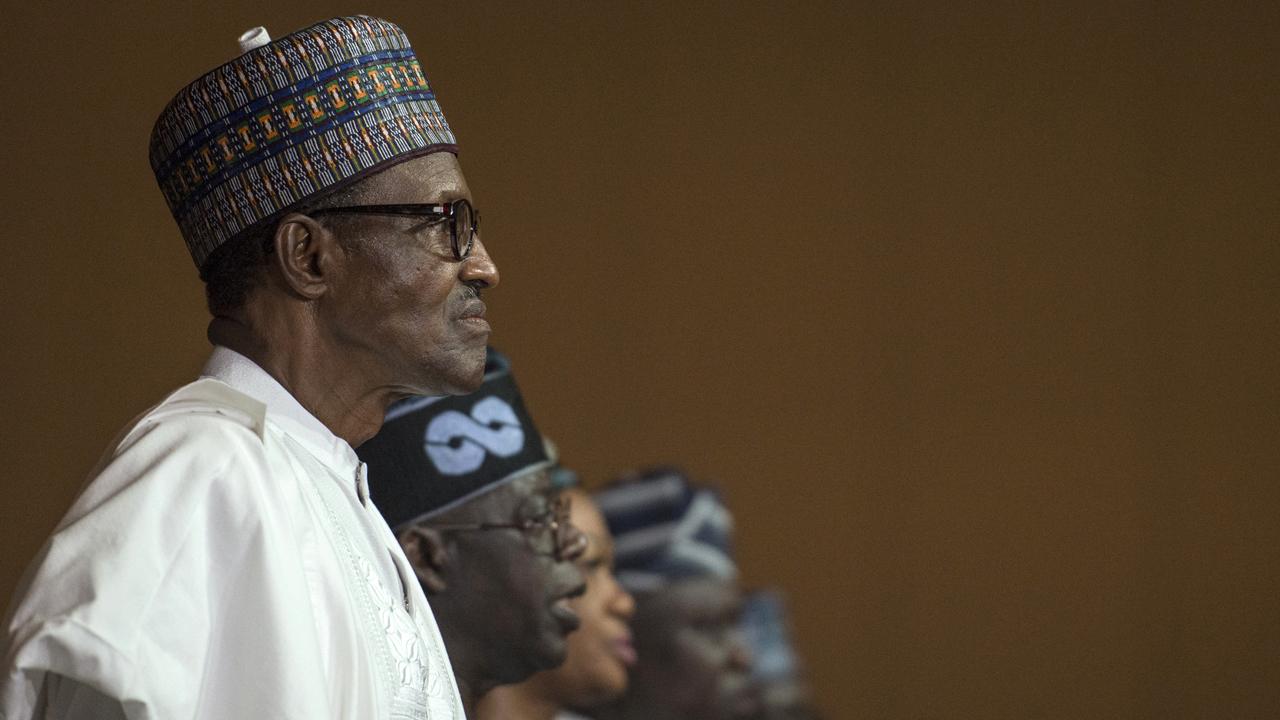 Buhari and Tinubu.
