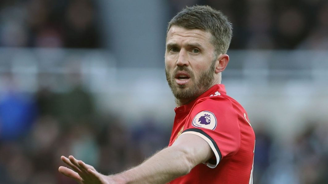 Carrick: Manchester United midfielder to retire