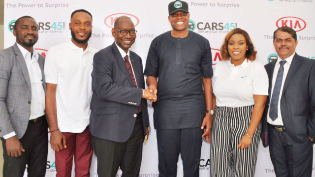 Cars45.com, Kia partnership extends to Abuja