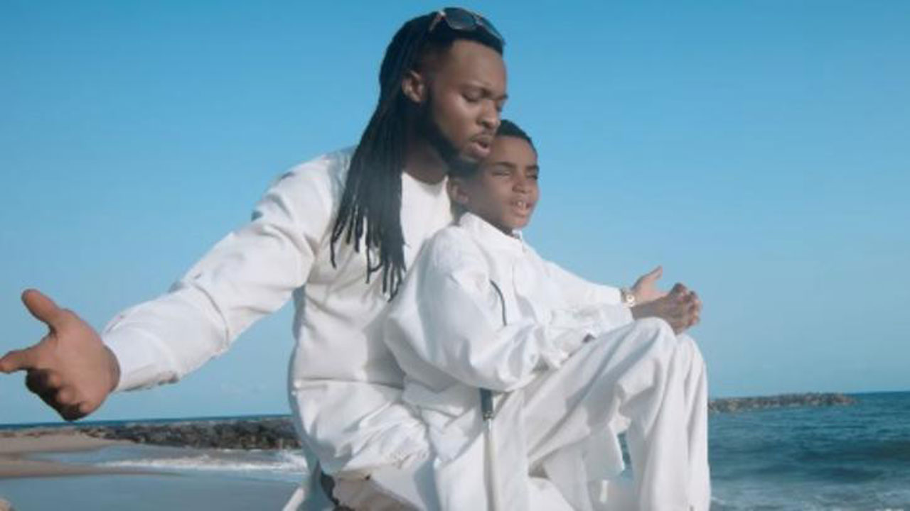 How Flavour changed a blind boy's life in one year | The