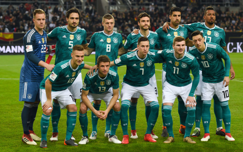 Federation Internationale de Football Association  global  wrap - Tuesday 27 March - Germany, Brazil, England, Italy, Spain, Argentina