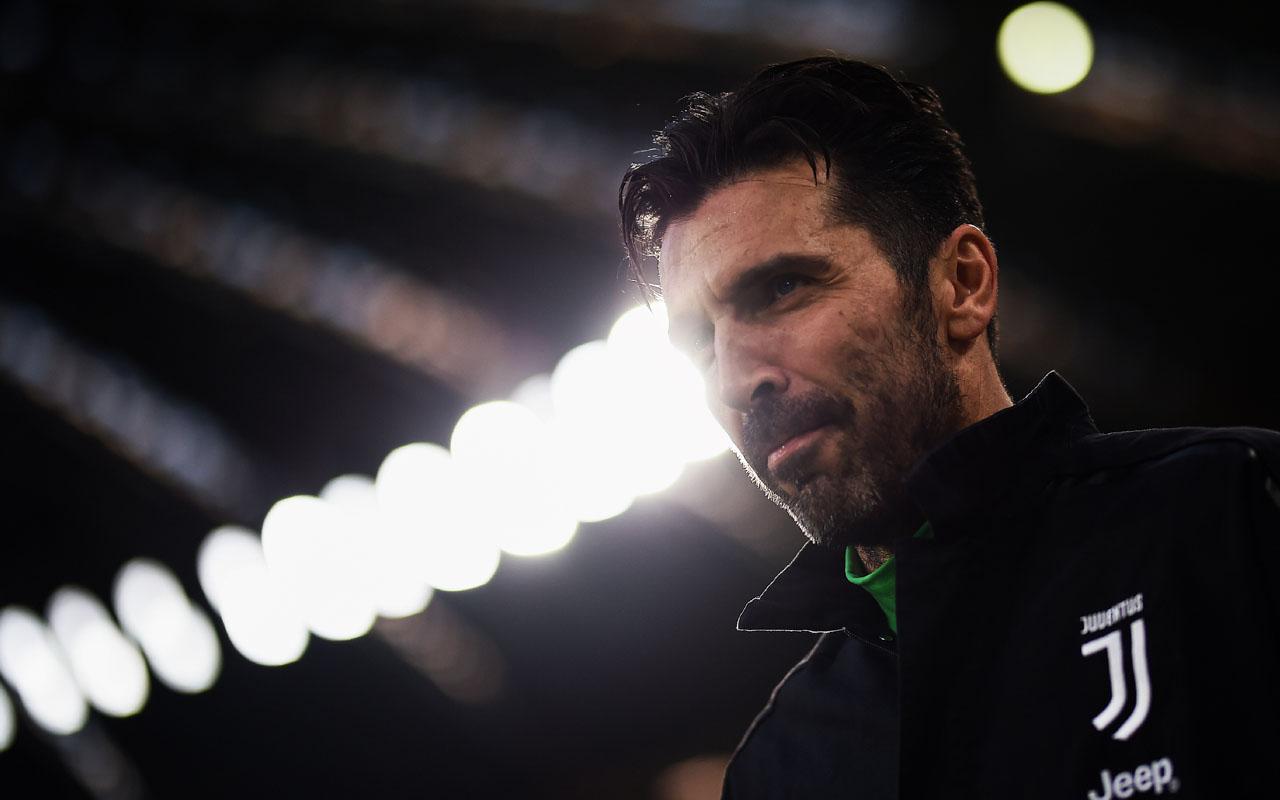 SPORT: Buffon bids tearful farewell to Juventus