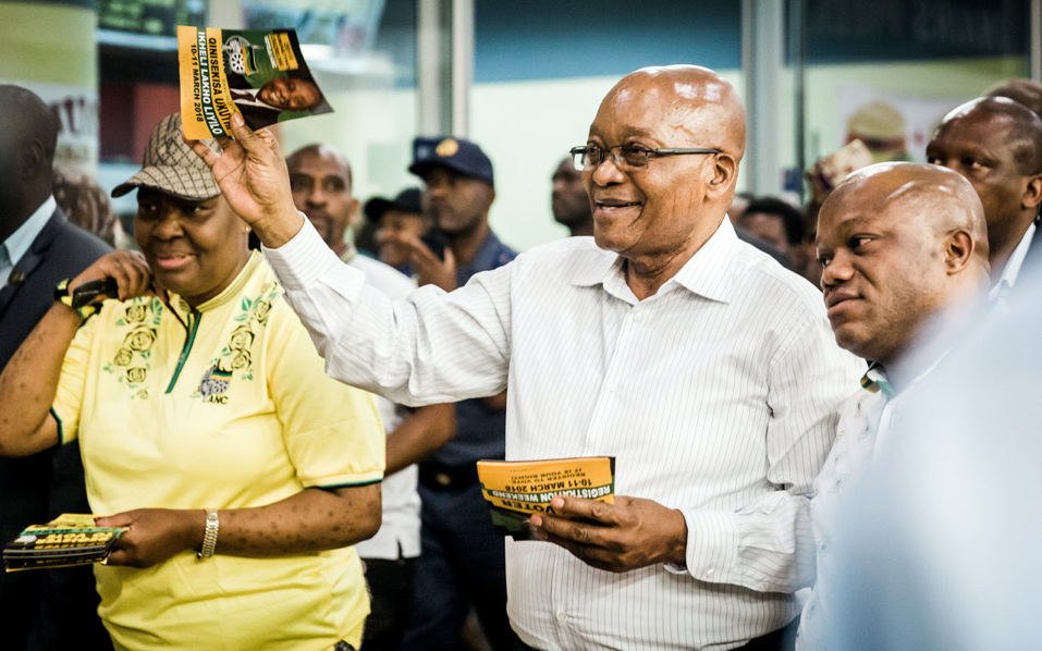 South Africa to announce decision on whether to charge Zuma