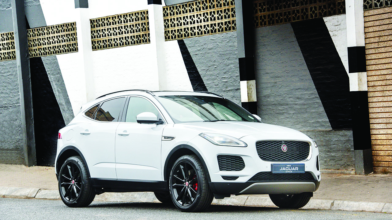 jaguar e pace hits ssa market in grand style features. Black Bedroom Furniture Sets. Home Design Ideas