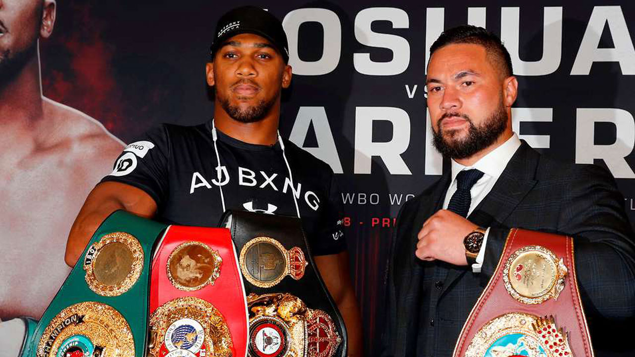 Parker Will Be Overwhelmed, Joshua Predicts
