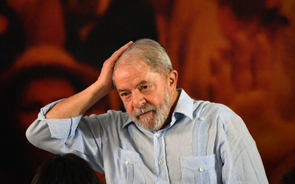 'Lula' Campaign Buses Hit by Gunfire, Brazil's Workers' Party Says