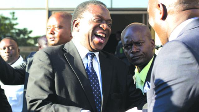 Mugabe acolyte forms new Zimbabwe political party to challenge Mnangagwa