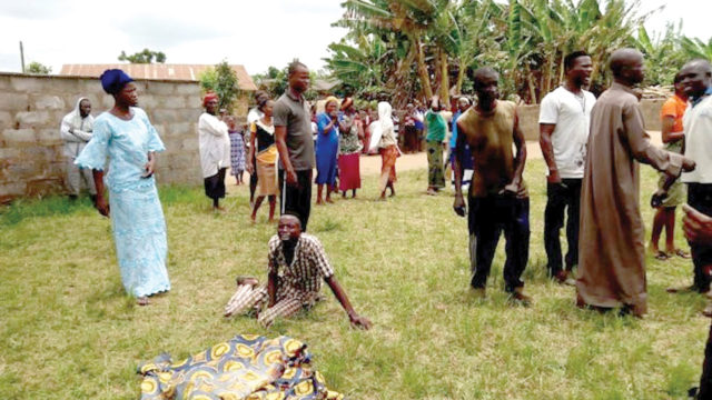 Madman storms school, hacks two pupils to death in Ogun