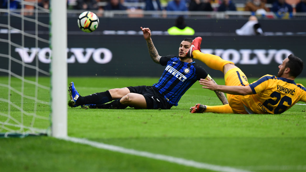 Image result for inter vs hellas verona 2018
