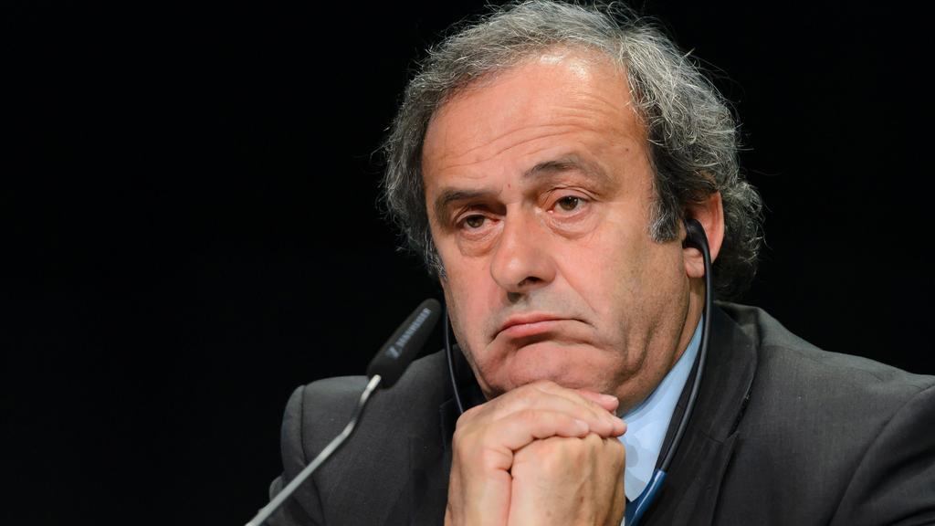 SPORT: Platini says FIFA must now end his ban