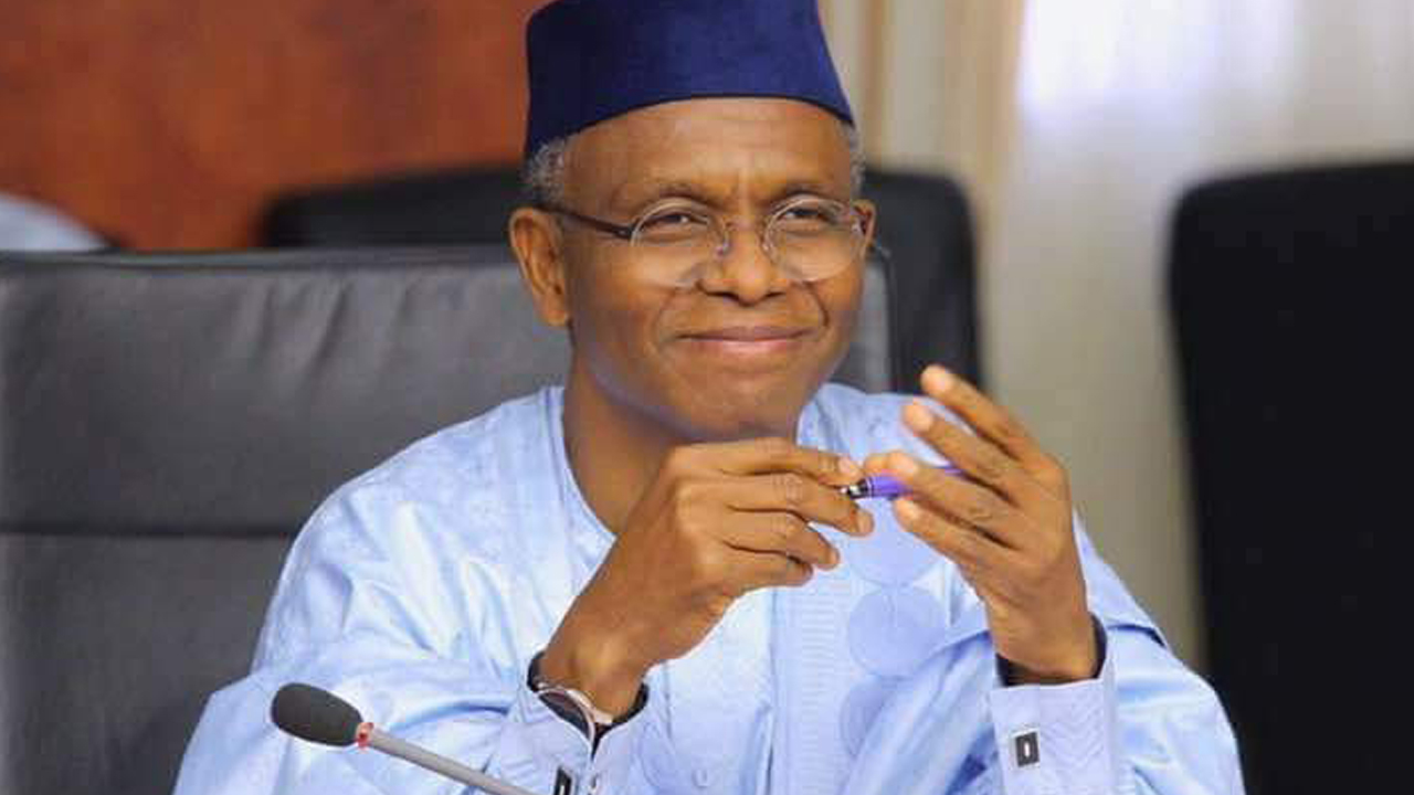 Kaduna State Governor, Nasir El-Rufai. Photo: Guardian Nigeria