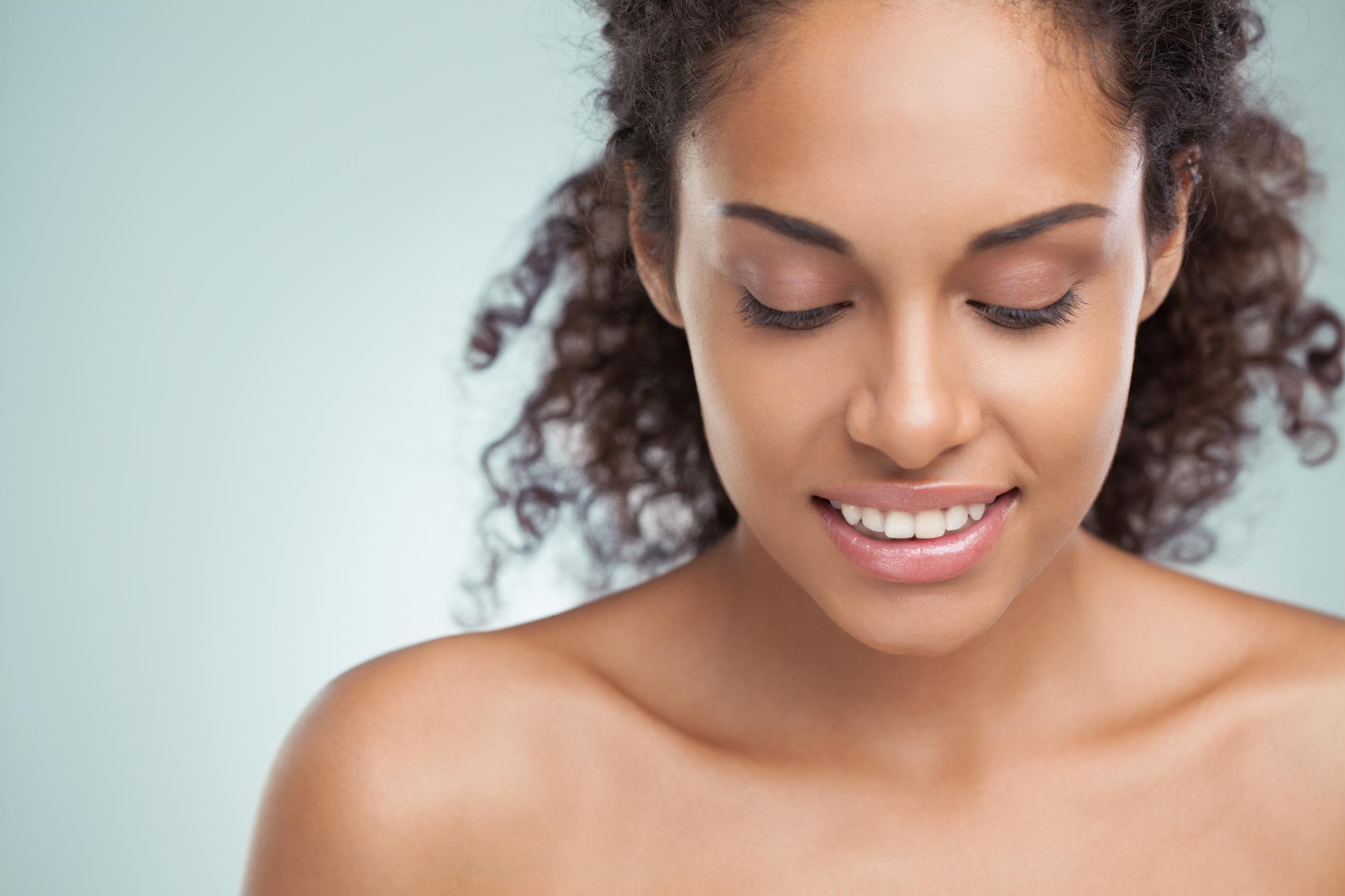 Black women facial — photo 10