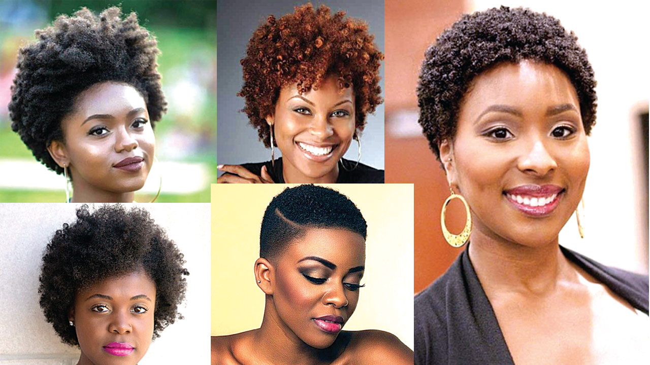 Short Sassy Natural Hairstyles Saturday Magazine The Guardian
