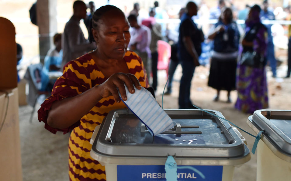 Litics: Sierra Leone getting ready for elections