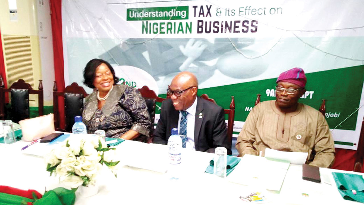 Image result for NACCIMA urges Nigerians to pay taxes