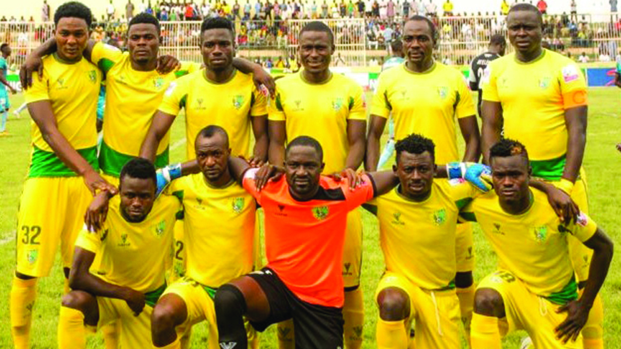 CAFCL: Nigerian champions, Plateau United bow out despite win