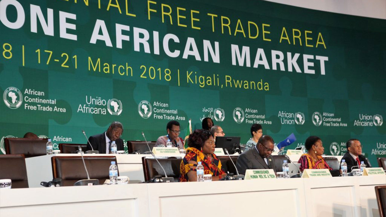Nigeria South Africa Absent As 44 African Countries Sign Trade Deal