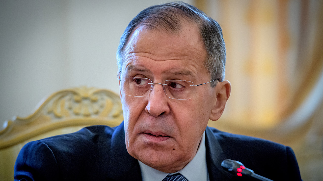 Lavrov says spy poisoning could be 'in interests' of UK government