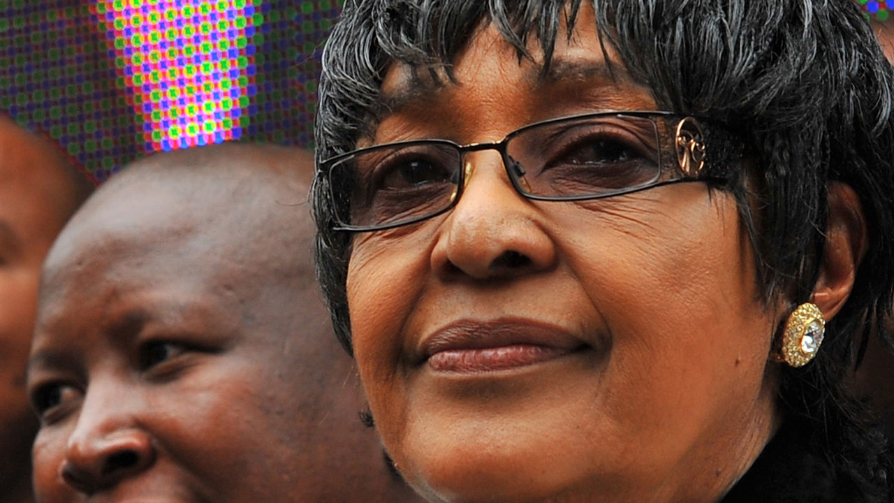 South Africa Pays Tribute To Winnie Mandela