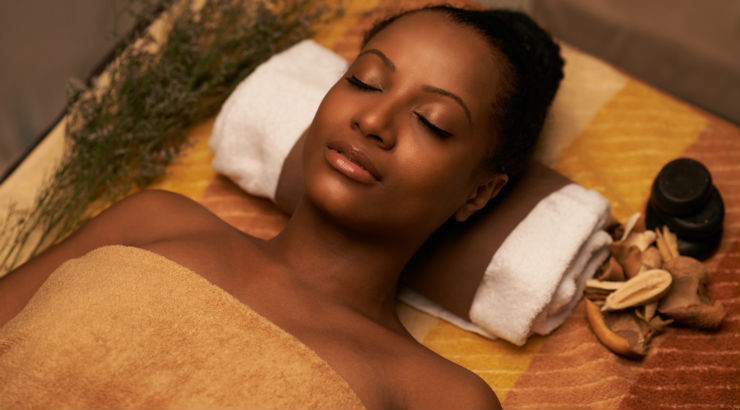A-black-woman-relaxing-at-a-spa. Photo Capital FM | The Guardian Nigeria  News - Nigeria and World NewsThe Guardian Nigeria News – Nigeria and World  News