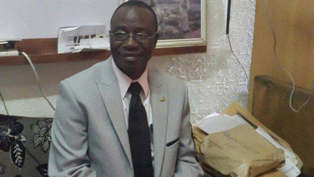 The heroism of Professor Richard Akindele