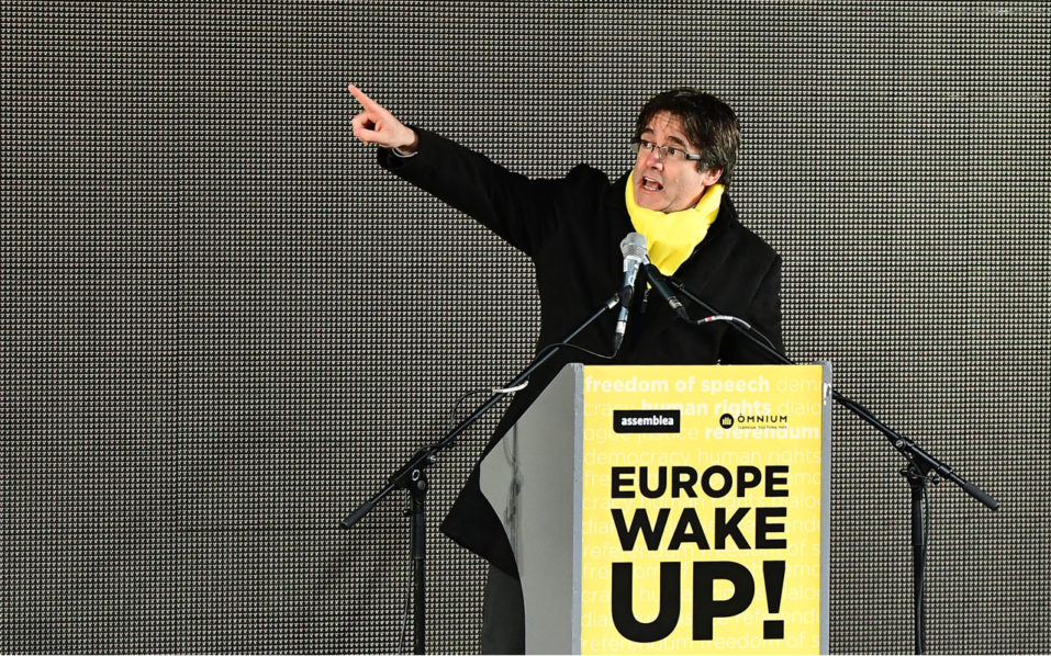 German prosecutor requests Puigdemont extradition to Spain
