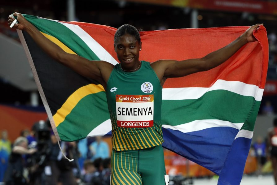 Caster stays mum on latest IAAF bombshell