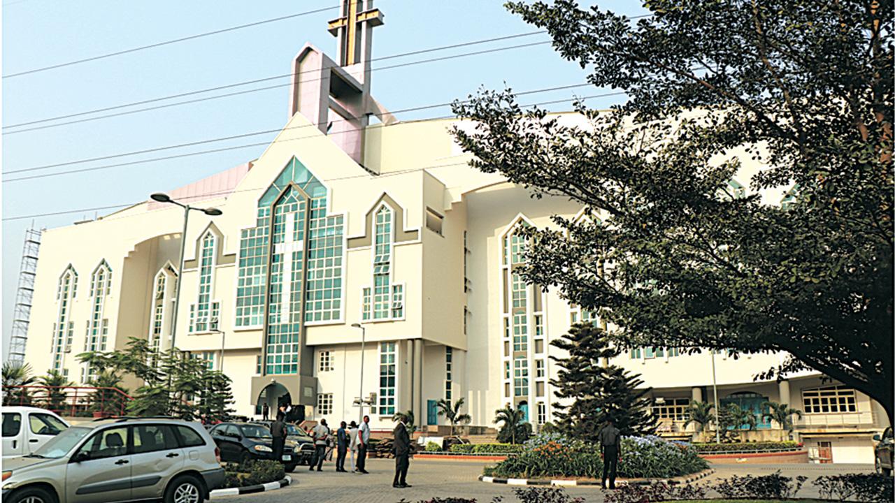 Image result for Pastor Kumuyi Church at Gbgada