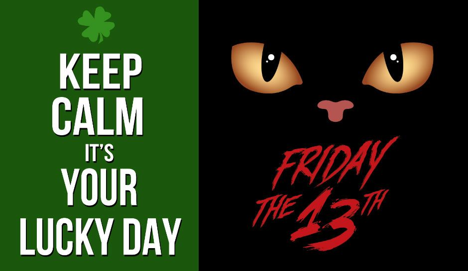 It's Friday the 13th: do you have triskaidekaphobia?