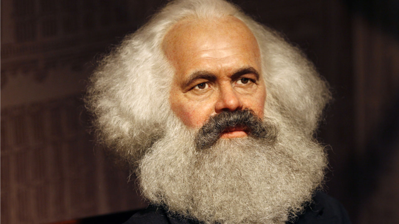 Karl Marx Urenkel