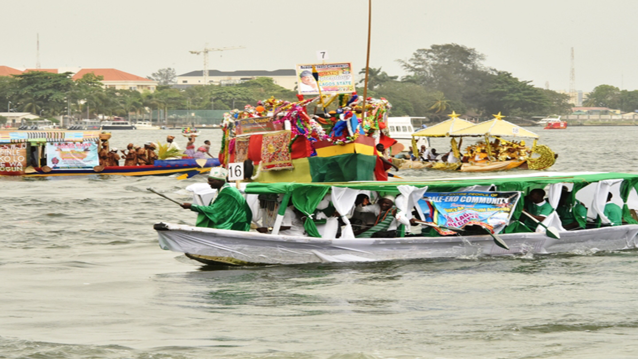 No going back on making Lagos waterways cleaner, safer – Ambode — News — The Guardian Nigeria ...
