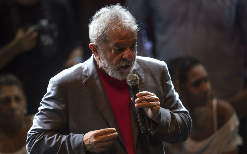Brazilian court to decide on fate of former president Lula