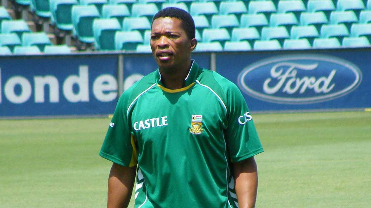 NCF picks former South Africa's Ntini as technical consultant ...