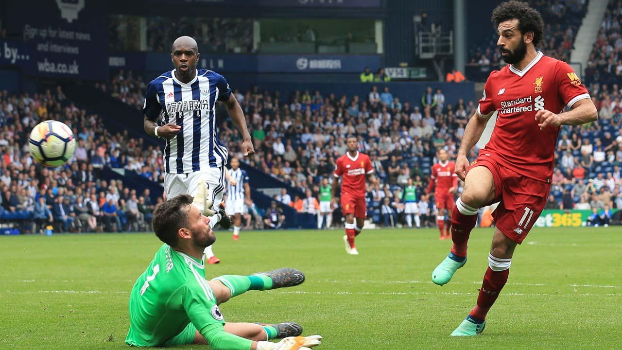 SPORT: West Brom fightback steals spotlight from Salah