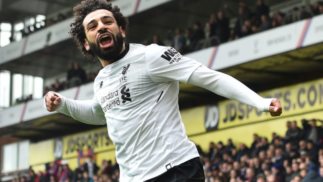 Unselfishness key to Liverpool's free-scoring front three, says Salah