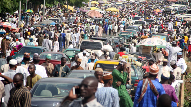Nigeria's population as a blessing
