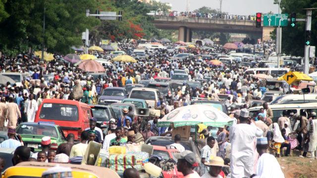 Nigeria population to hit 350 million in 2050