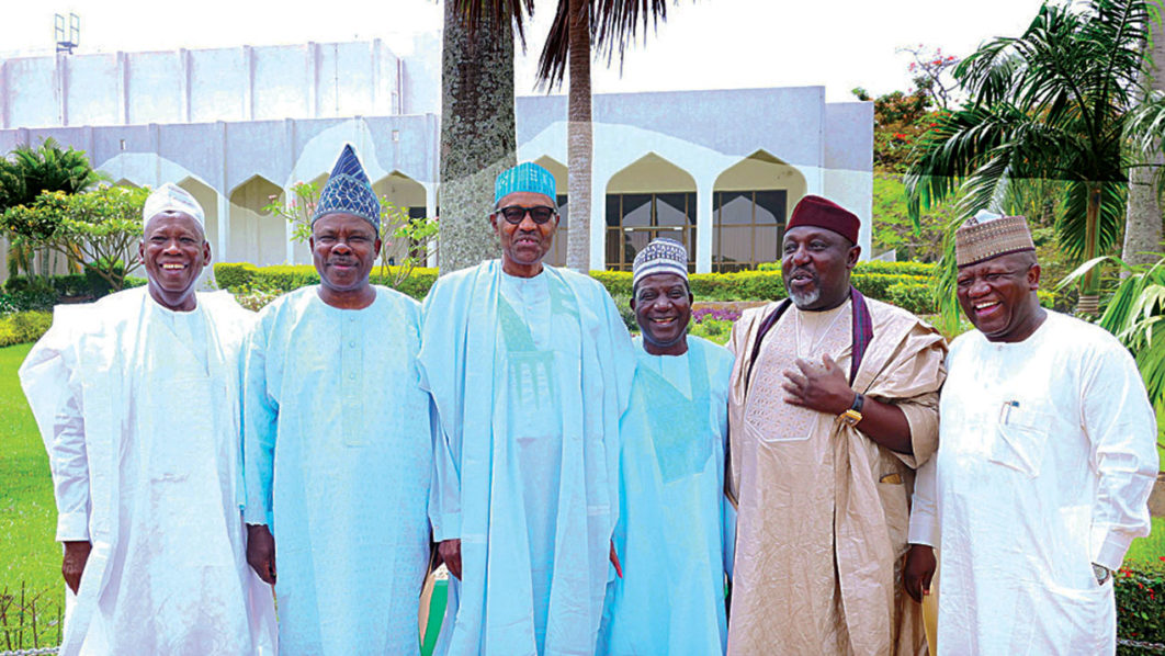 APC clears Amosun, Ajimobi, five other governors for senatorial race