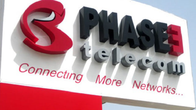 Phase3 Telecom moves on digitized  connectivity solutions