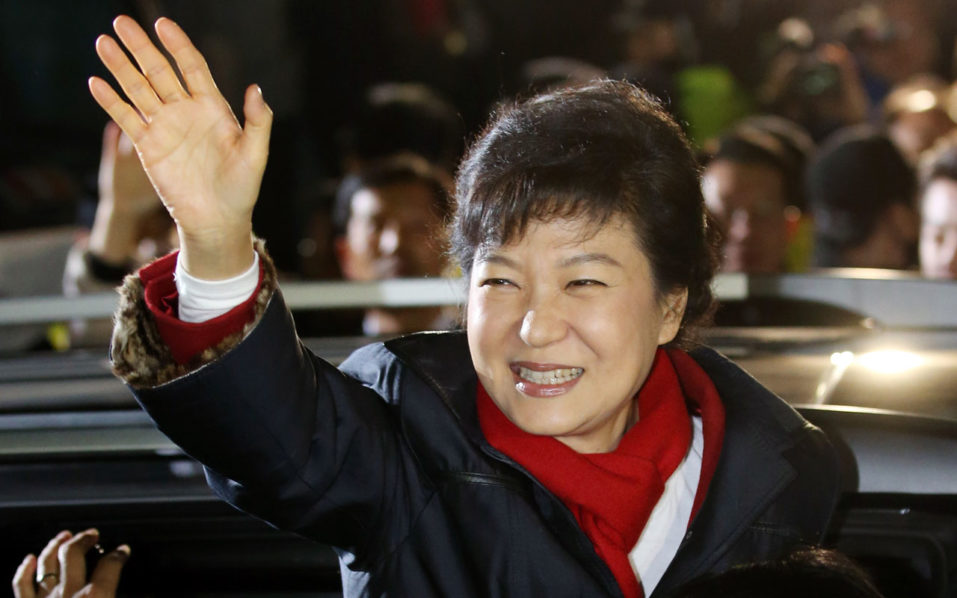 South Korea's Park jailed for 24 years for corruption