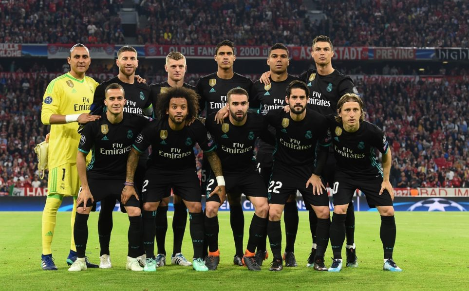 SPORT: Five reasons why Real Madrid will win the Champions League