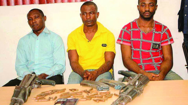 Three soldiers, two others held over assassination attempt on Magu