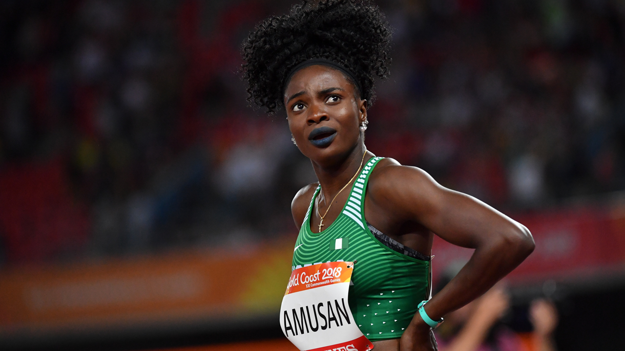 Commonwealth Games: Amusan Wins Gold As Nigeria's Medals Tally Hits 18