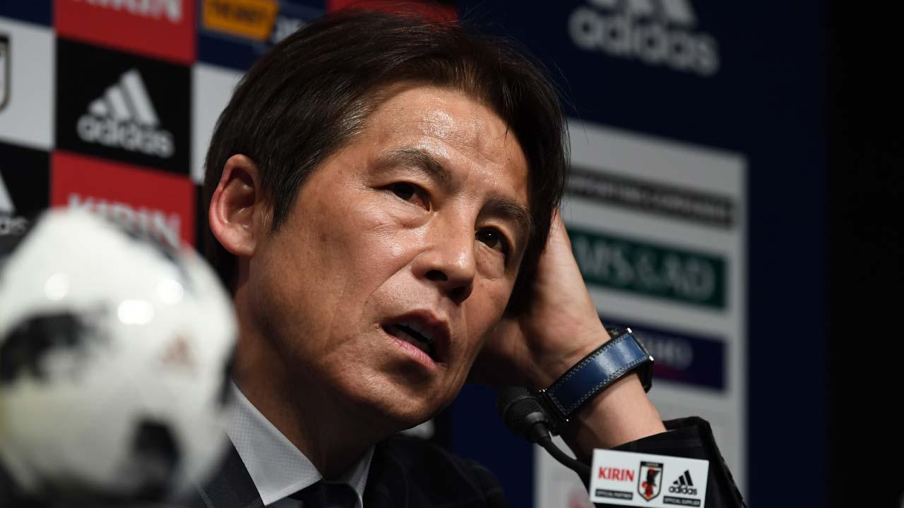 SPORT: 'I'm not finished' vows sacked Japan coach Halilhodzic