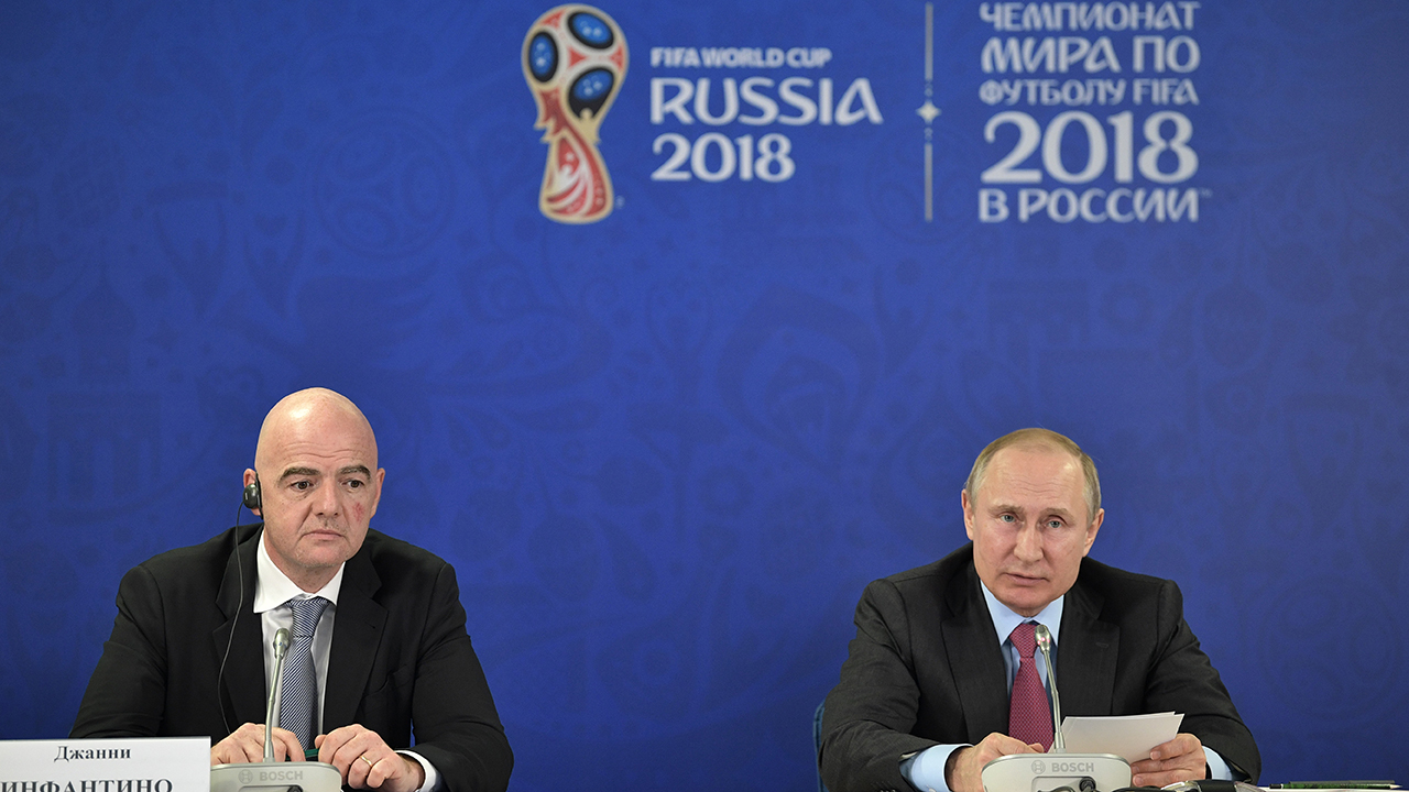 After Russia, World Cup focus now turns to Qatar