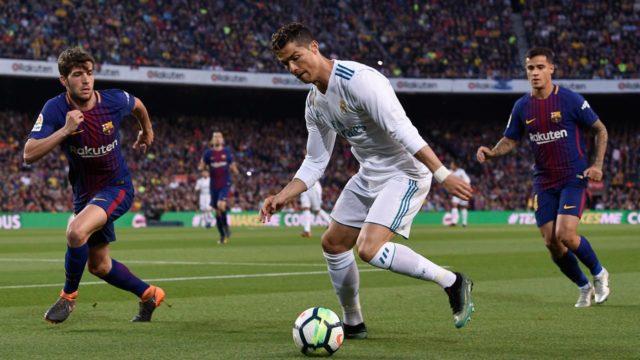 Ronaldo '120% fit' for Real Madrid versus Liverpool clash